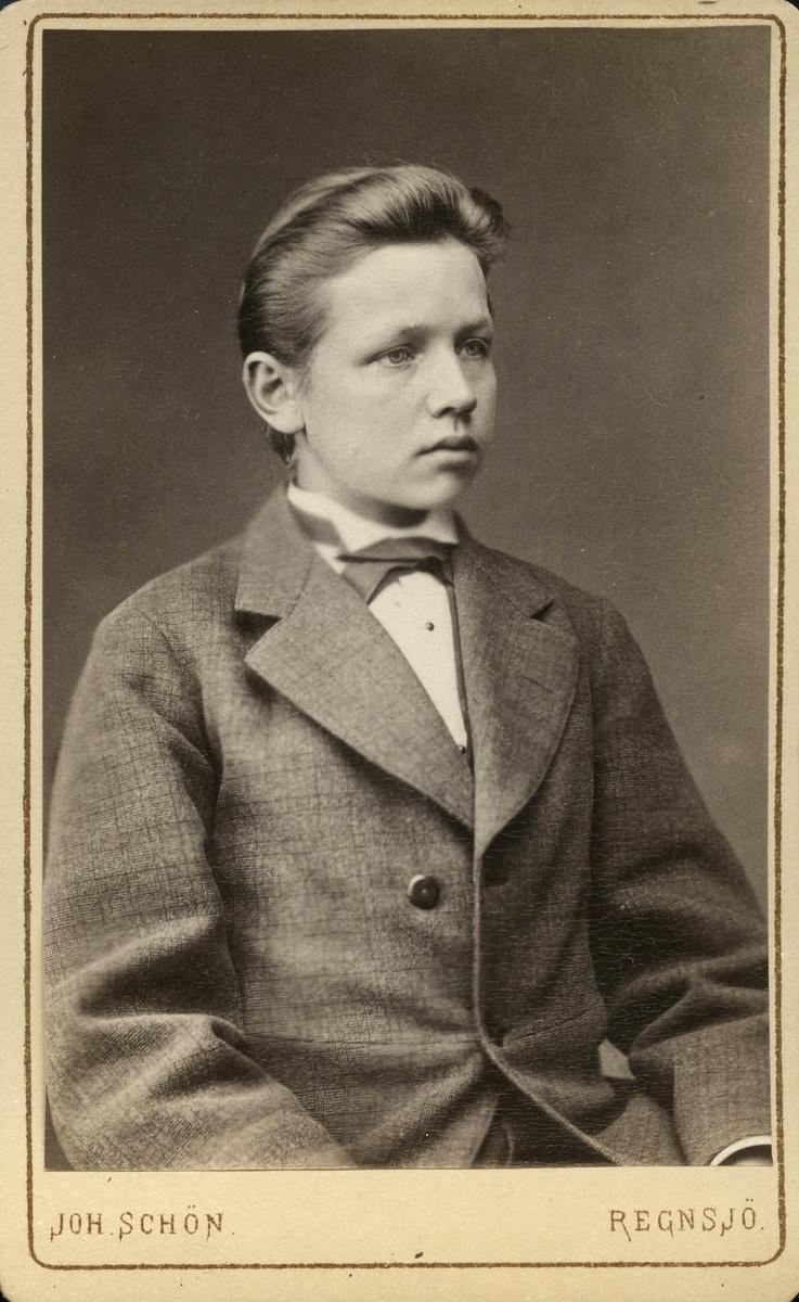 Carl Åhman. f. 27/2 1864.