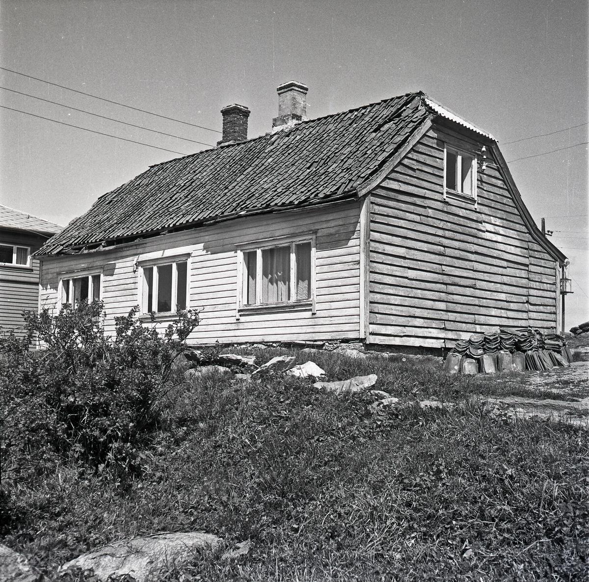 Fagerland, Gnr. 18, Åkra. Eksteriør.