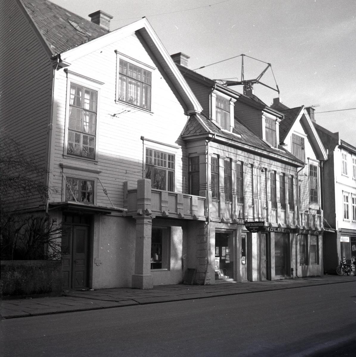 Haraldsgt 217 og 219, Haugesund. Eksteriør