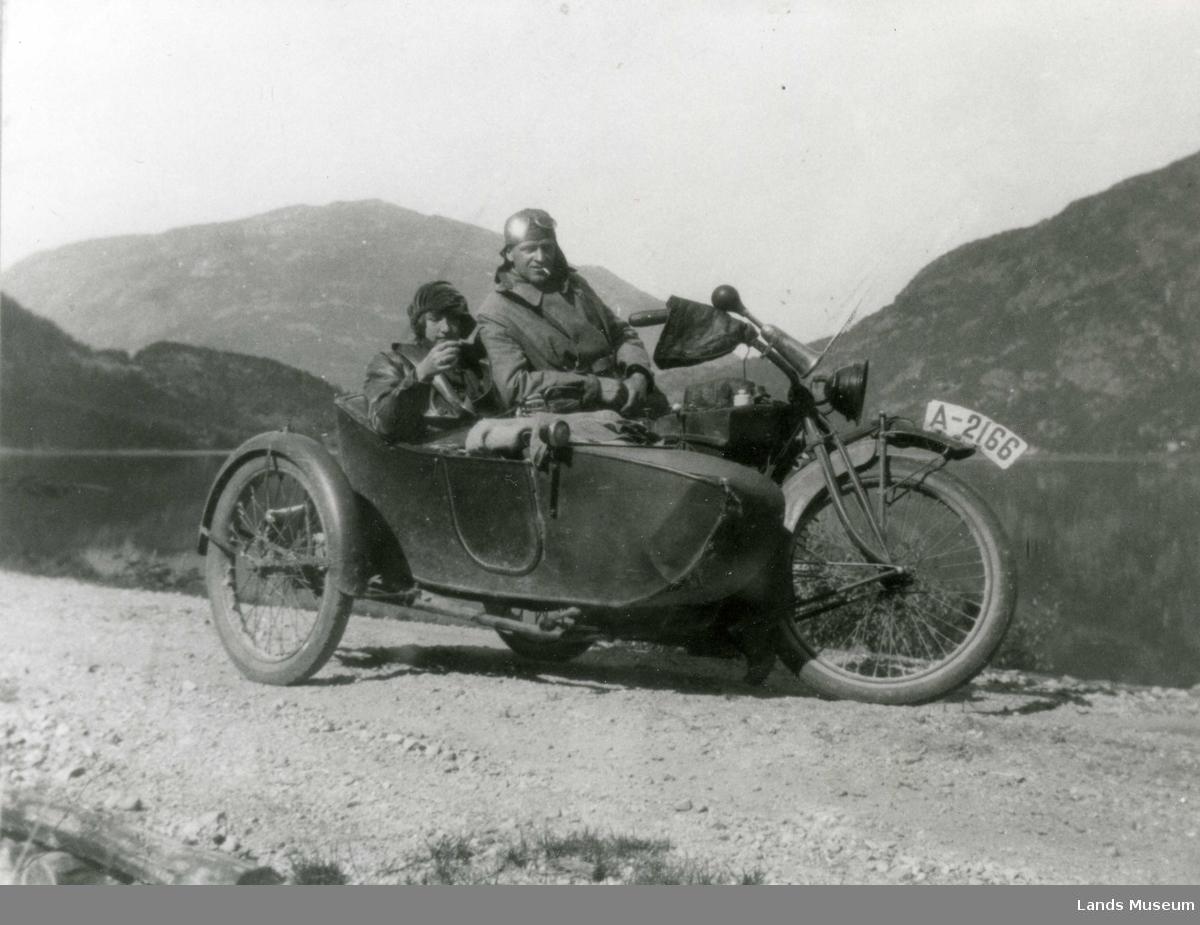 Motorsykkel med sidevogn