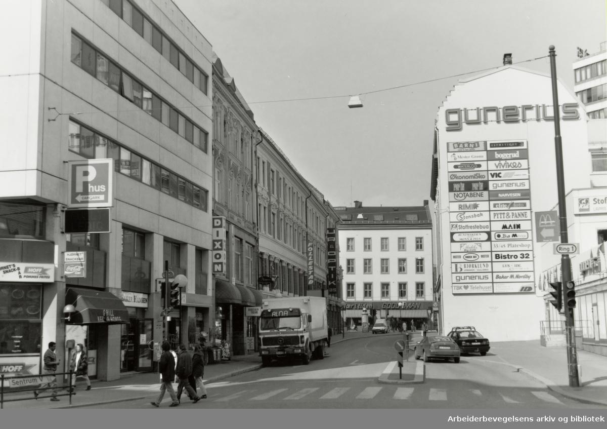Lybekkergata. 1994