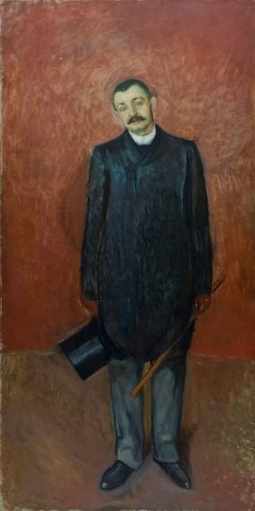 Munch_Edvard_Portrett_av_a_L_Meyer159.jpg. Foto/Photo