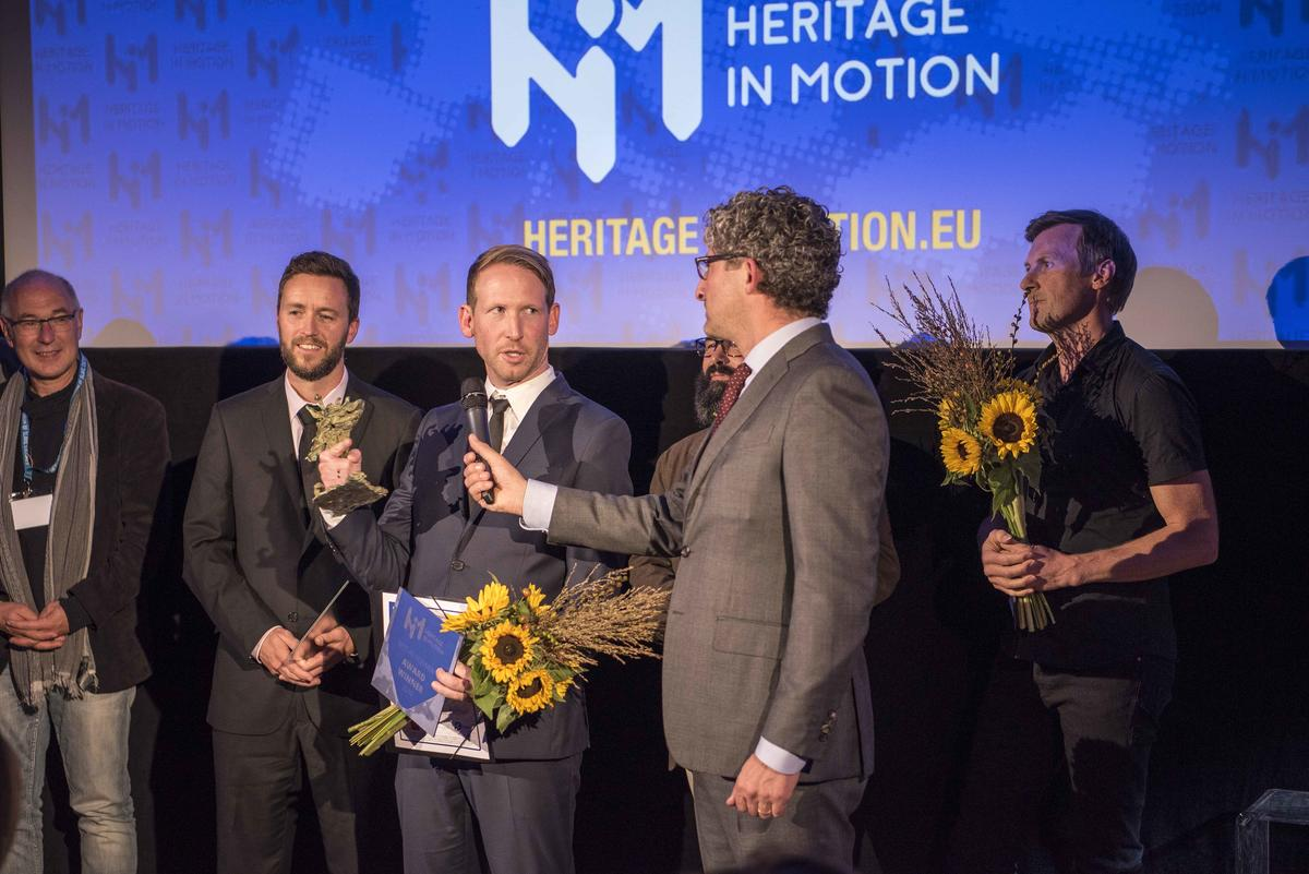 Produktutvikler Jostein Eikanger og produktansvarlig Espen A. Nordenhaug (Foto/Photo)