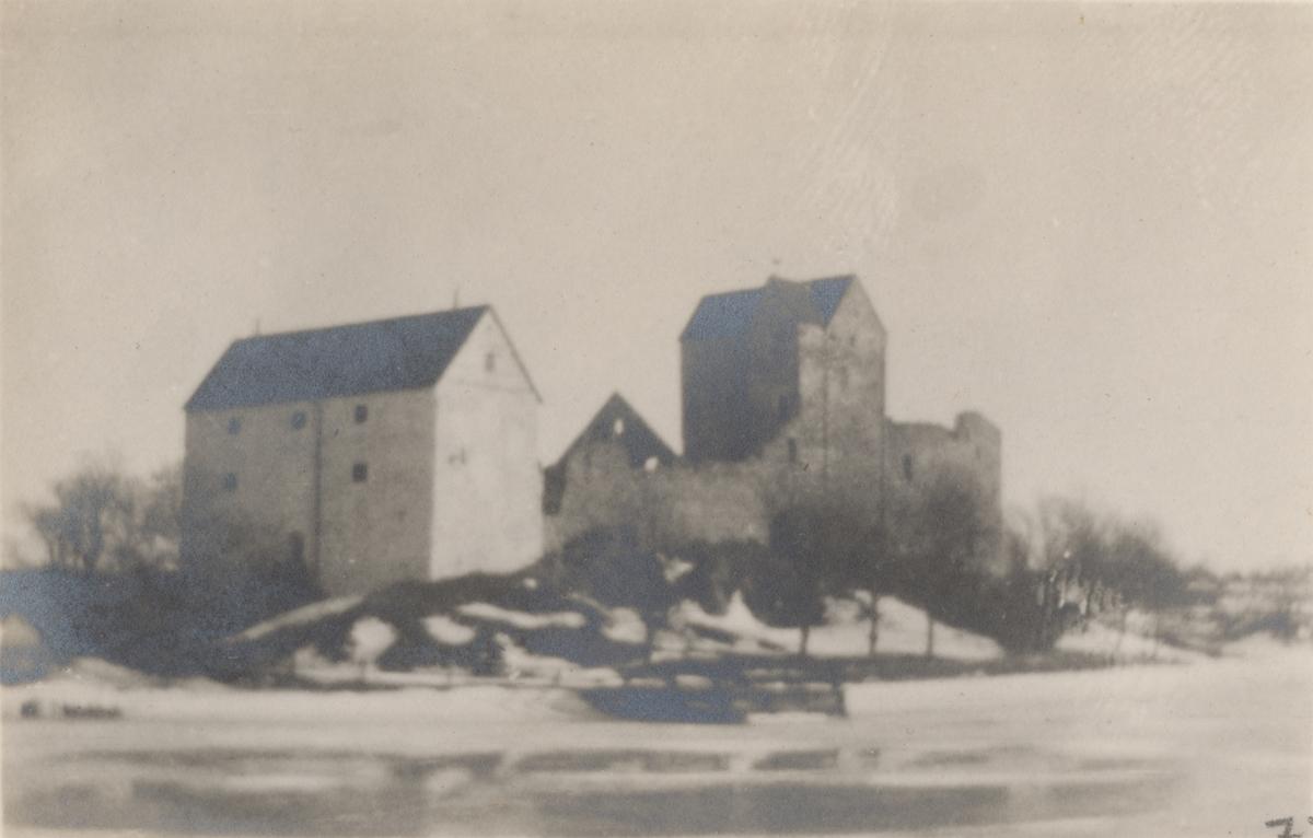 Kastelholms slott på Åland.