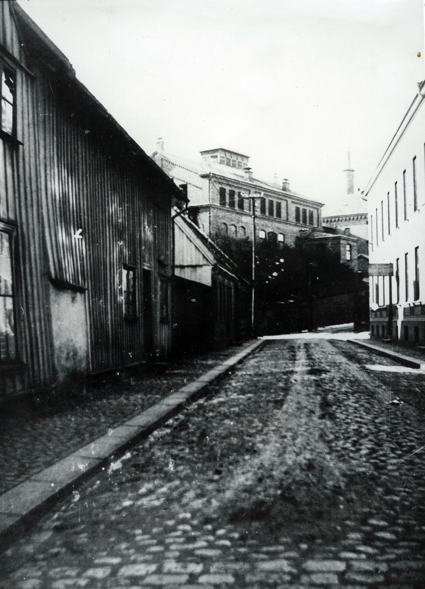 Bryggaregatan, Halmstad.