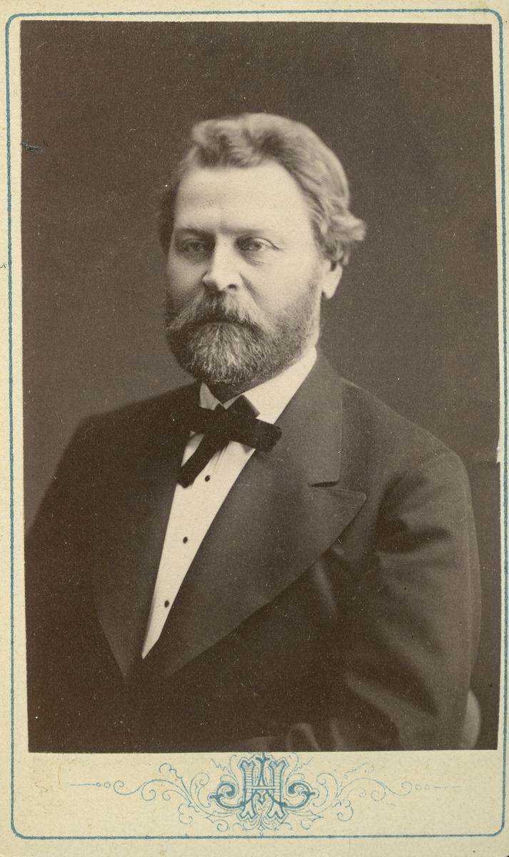 Doktor Frans von Sydow.