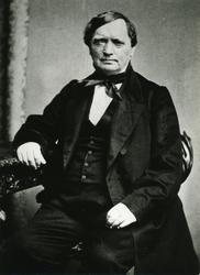 Byfogd Johannes Henrik Berg i Fredrikstad 1841 - 1869 (må ik