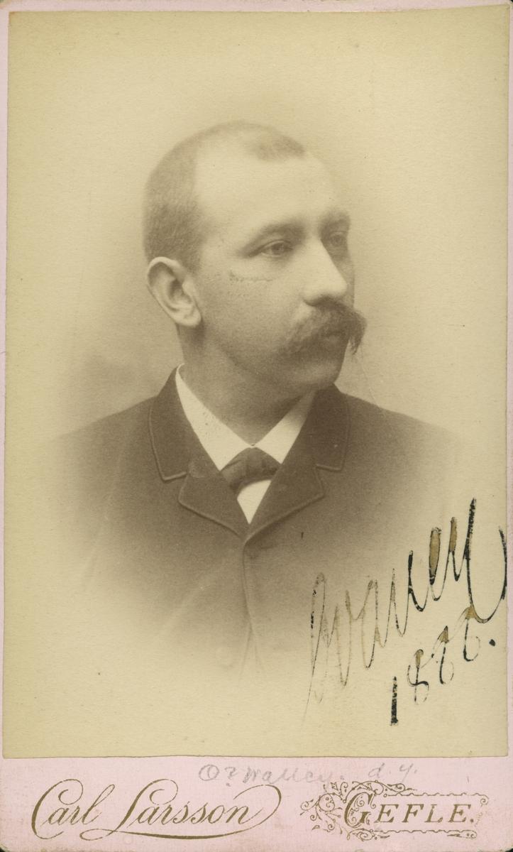 O Walley d. y. 1888.