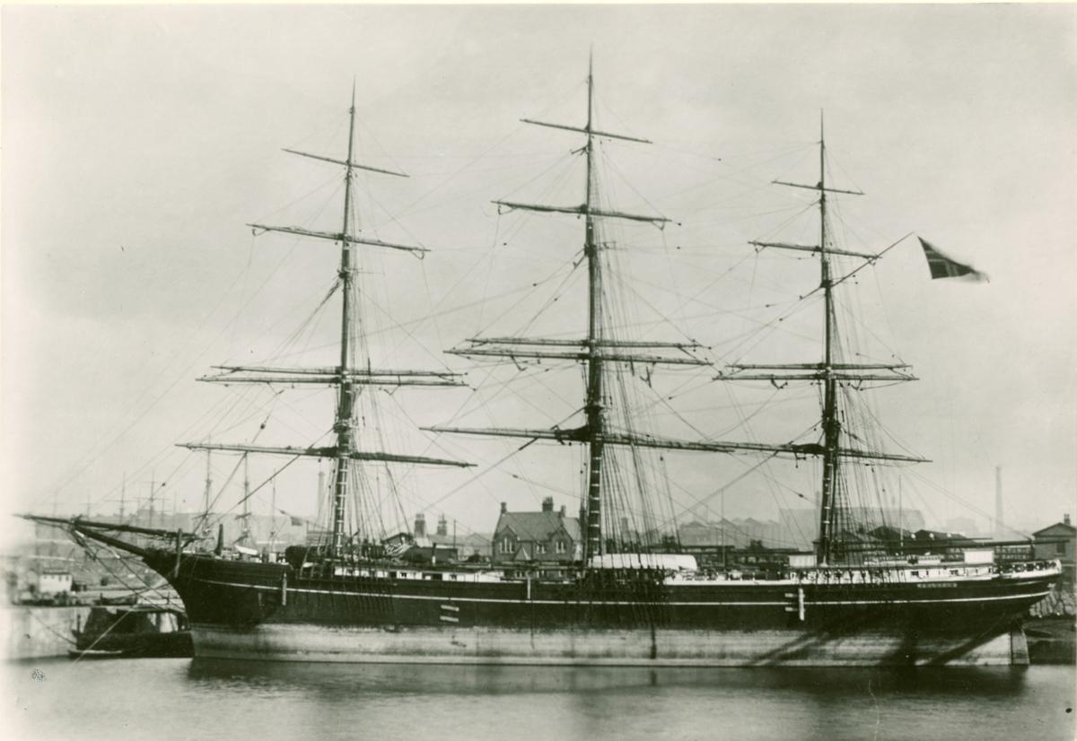 Fullrigger 'Telefon' (b.1877)