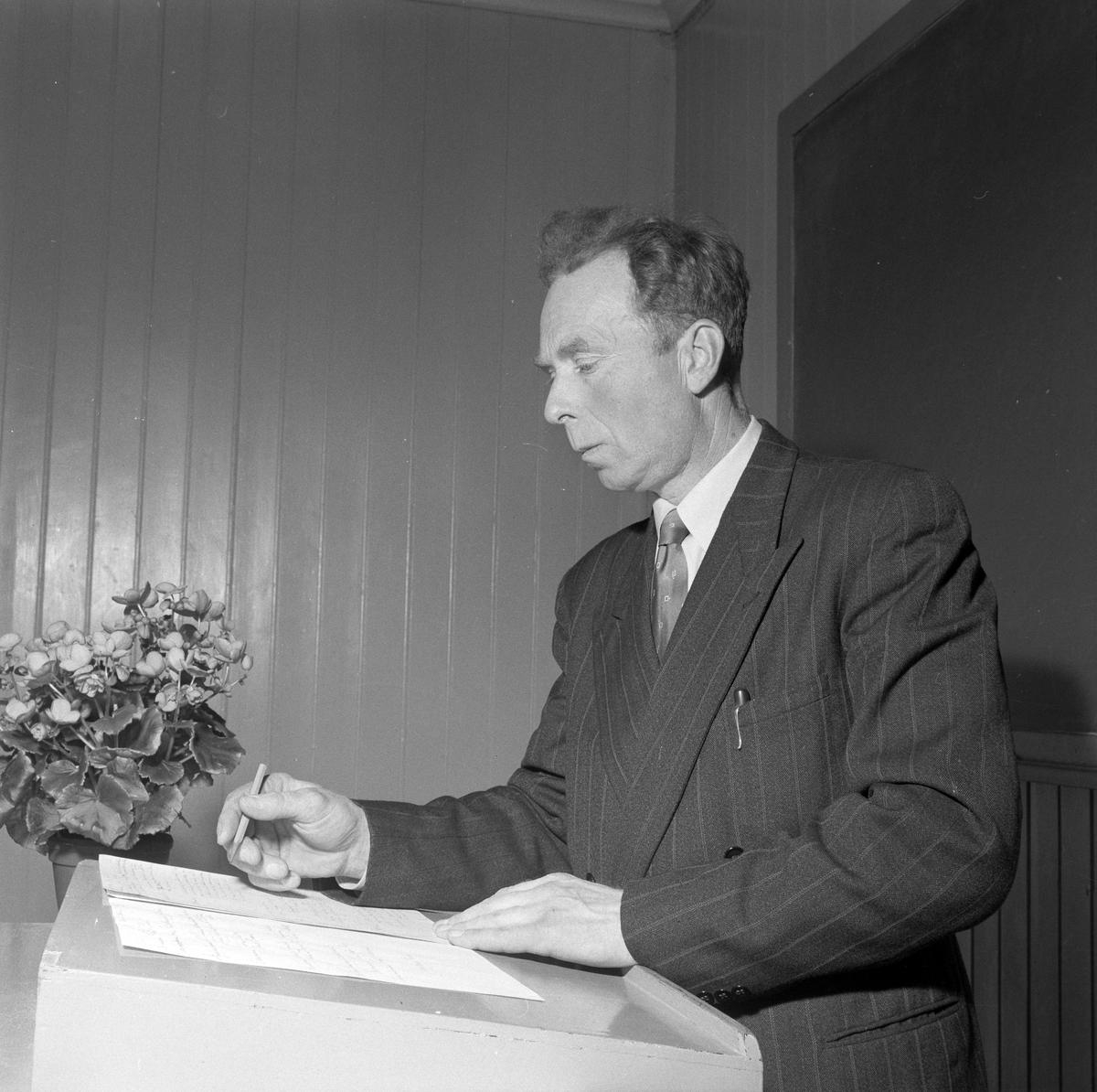 Møte i Sør-Trøndelag sau- og geitavlslag