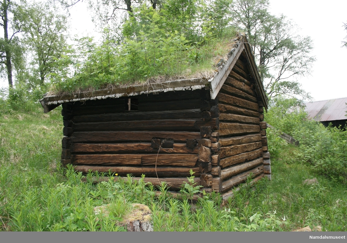 Kvern fra Avløften i Botnan, Namsos kommune