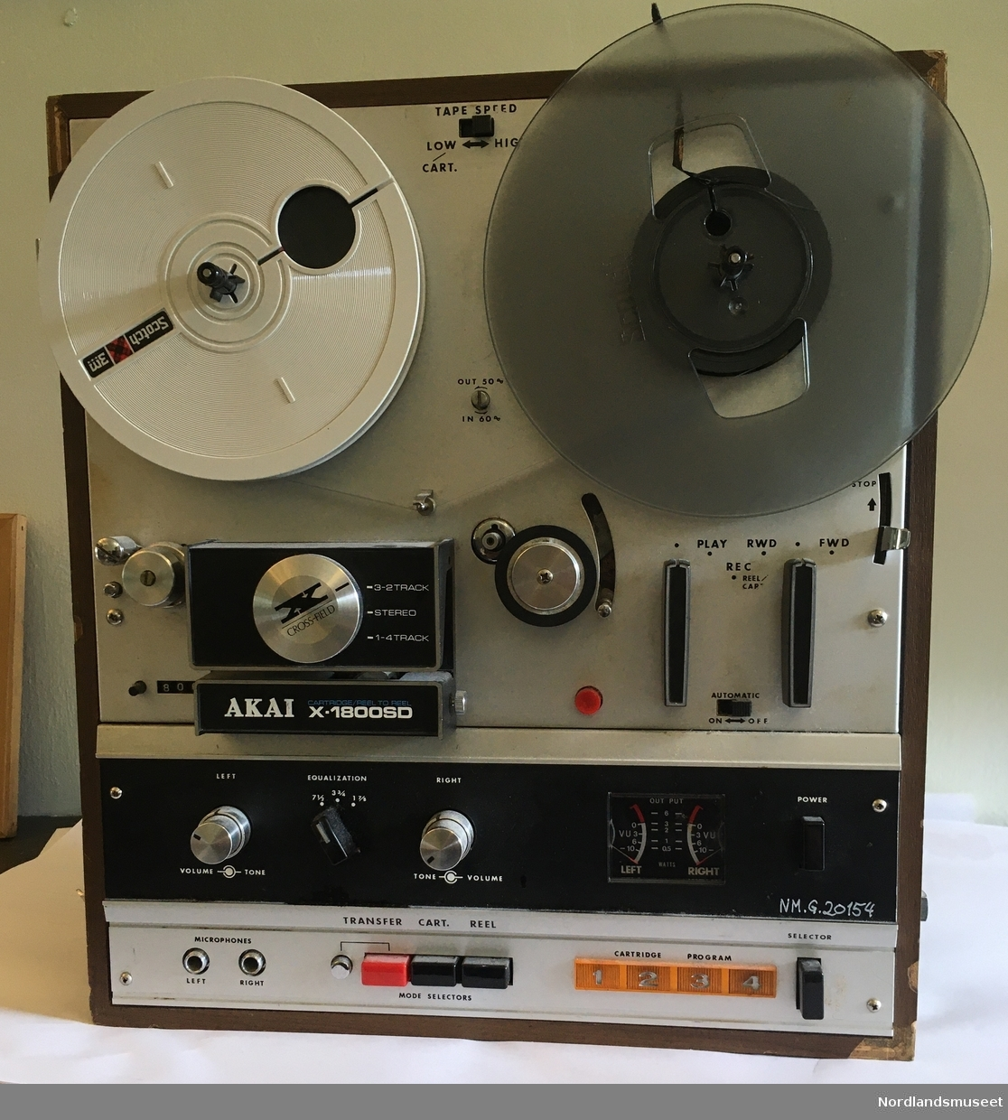 Multi-purpose tape recorder