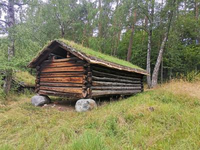 Øygardsbu fra Åseral i Vest-Agder. Foto/Photo