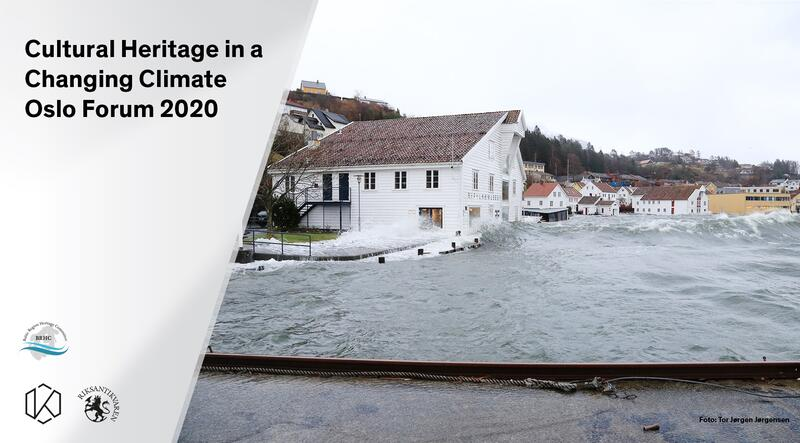 Cultural heritage in a changing climate