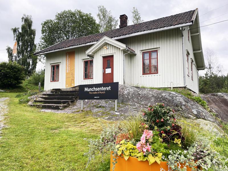 Munchsenteret i Løten
