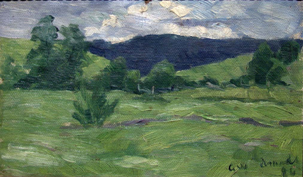 Sommer [Maleri]