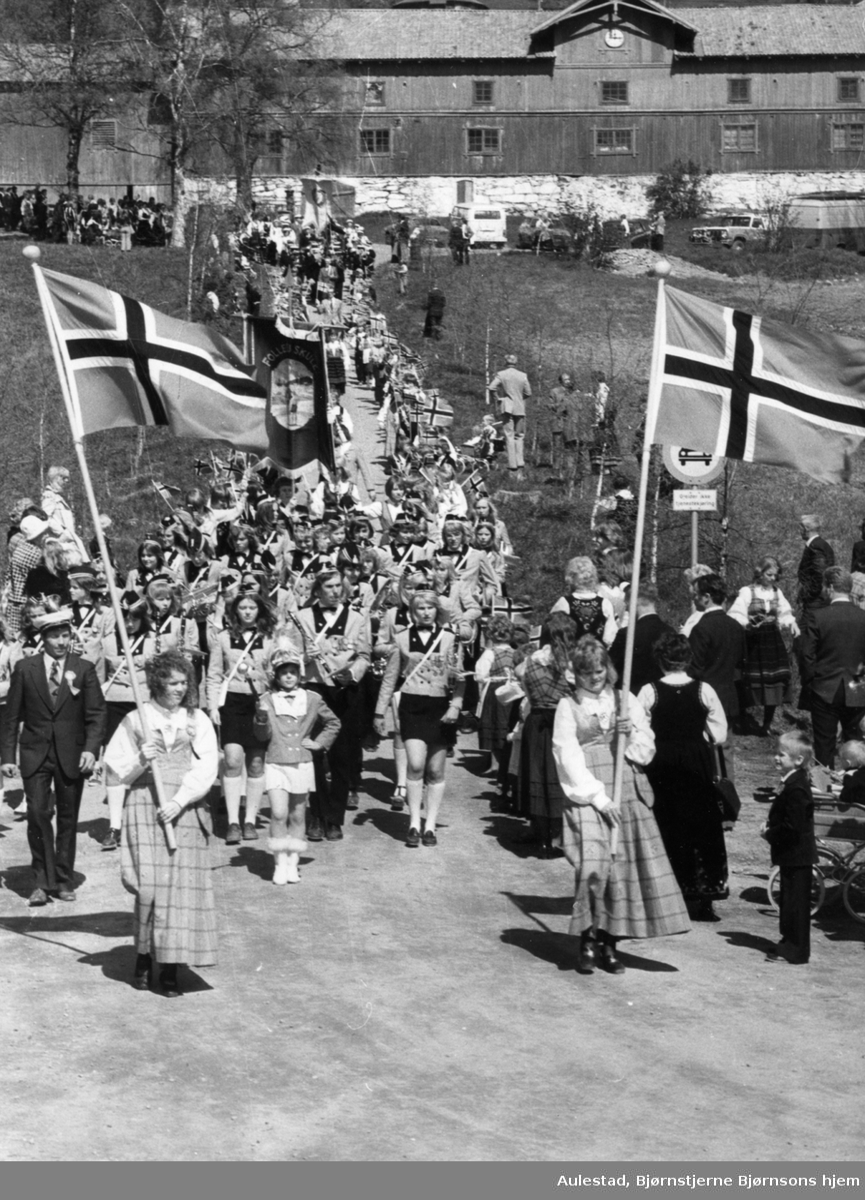 DOK:1975, Aulestad, jubileum, 17. mai,