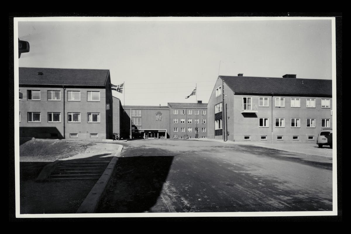 eksteriør, postkontor, 9900 Kirkenes