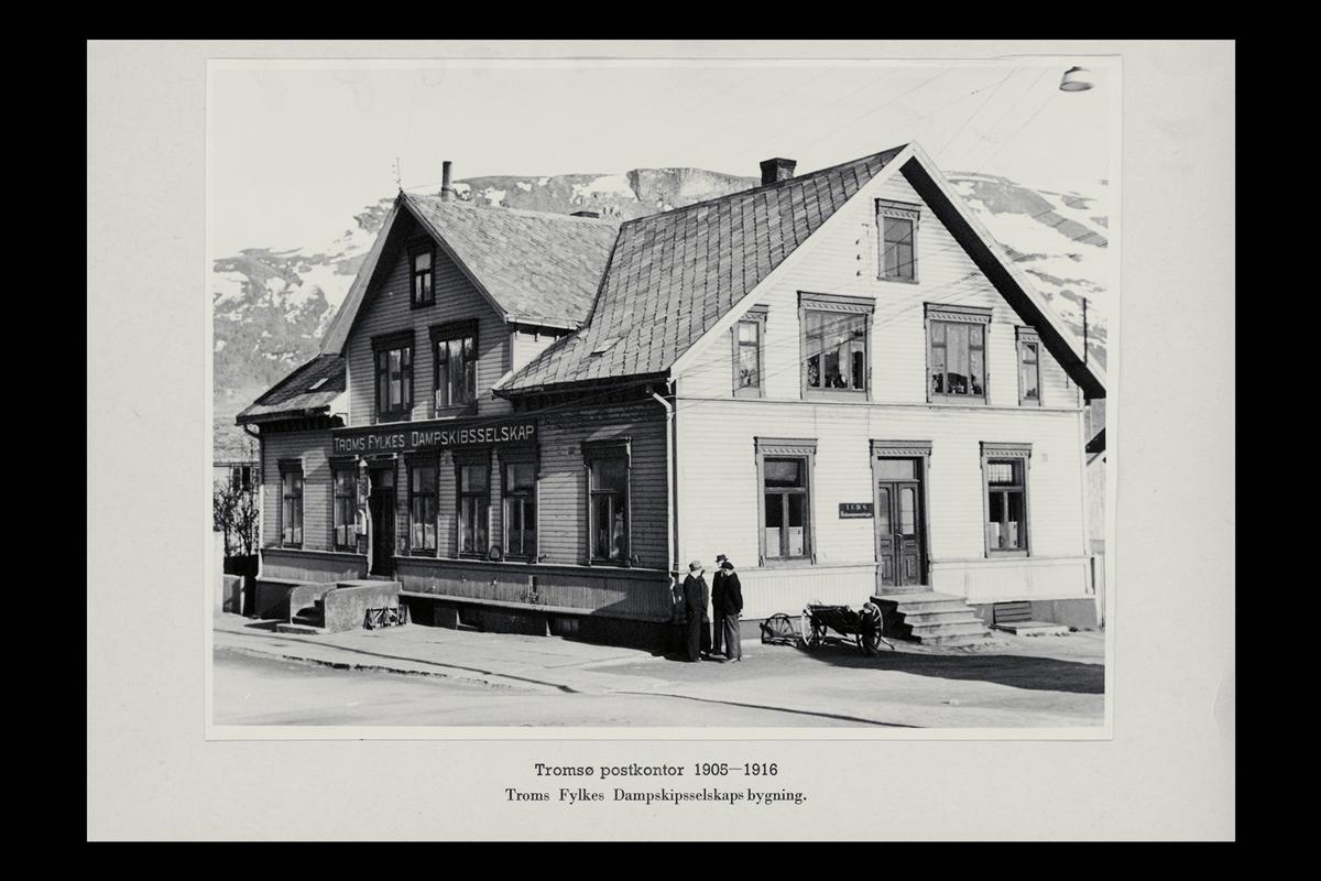 eksteriør, postkontor, 9000 Tromsø