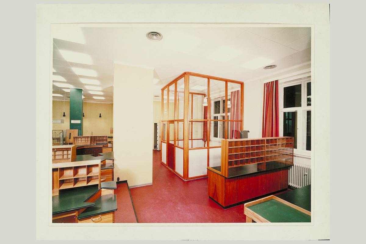 interiør, postkontor, 4604 Kristiansand S, ekspedisjon