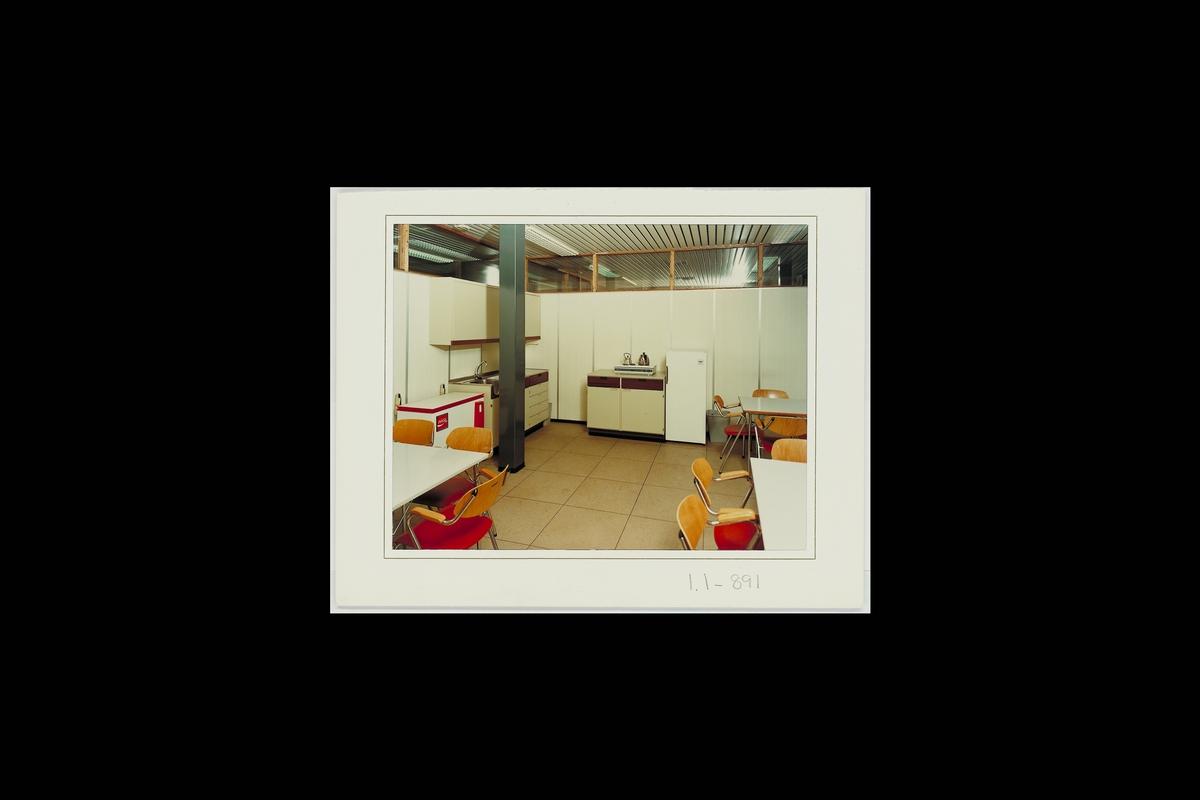 interiør, postkontor, 3003 Strømsø, spiserom