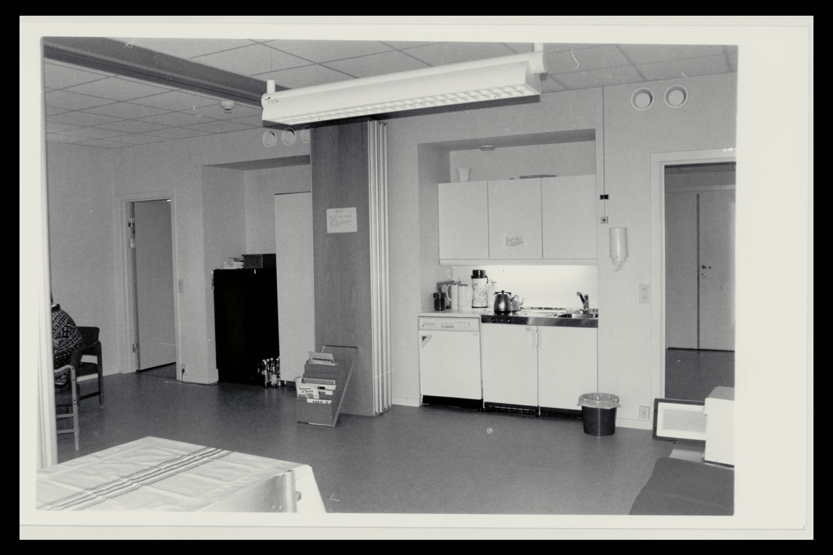 interiør, postkontor, 9800 Vadsø, spiserom