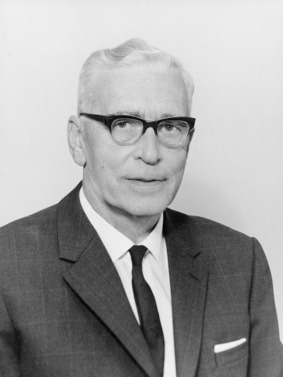 postsjef, Rimstad Reidar Olav, portrett