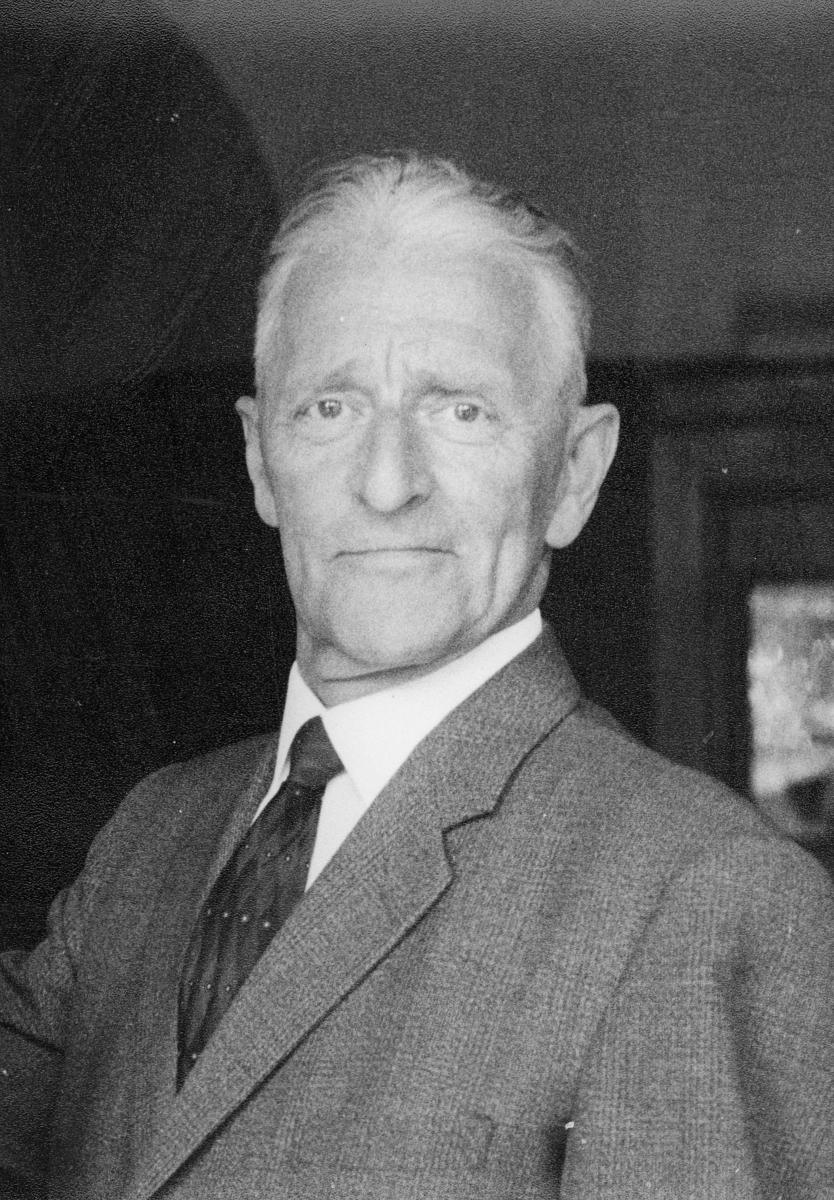 portrett, Høy Einar