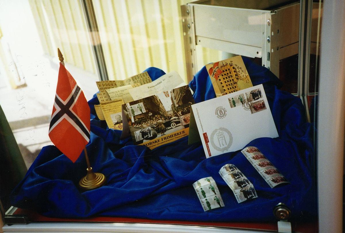 markedsføring, postkontor, Finnsnes, frimerker, førstedagsbrev