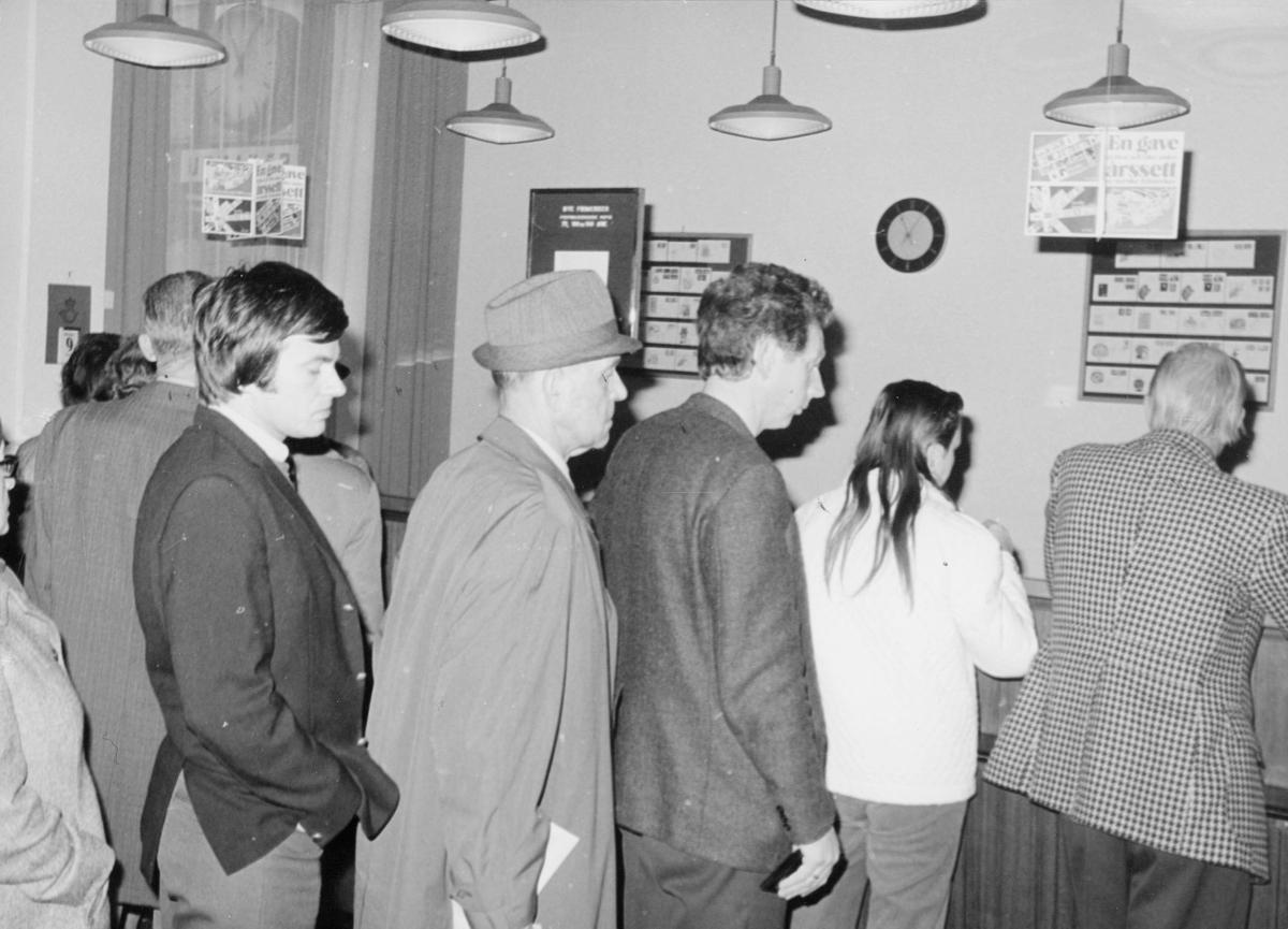 markedsseksjonen, Frimerkets dag '73, Saga kino, Postens filatelitjeneste, filateli