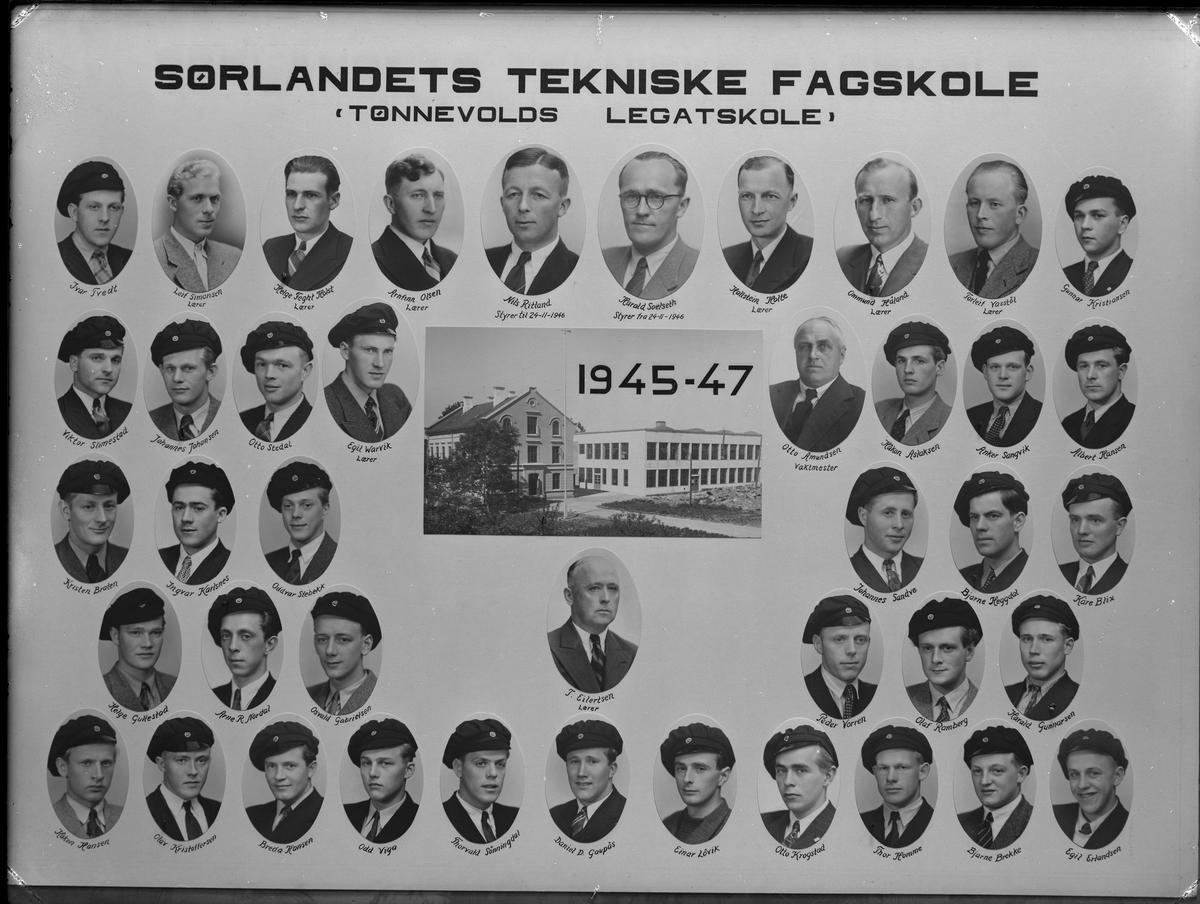 Sørlandets tekniske fagskole