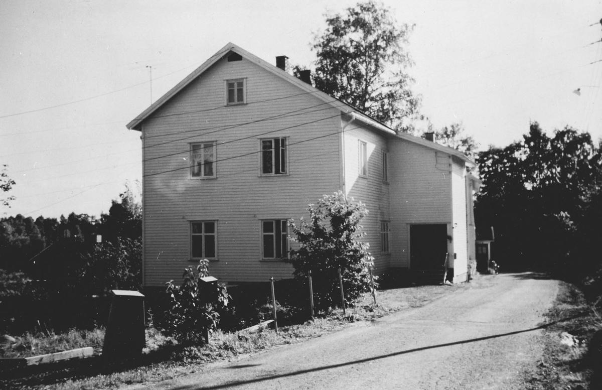 """""""Farnebo"""" bygget i 1903."""