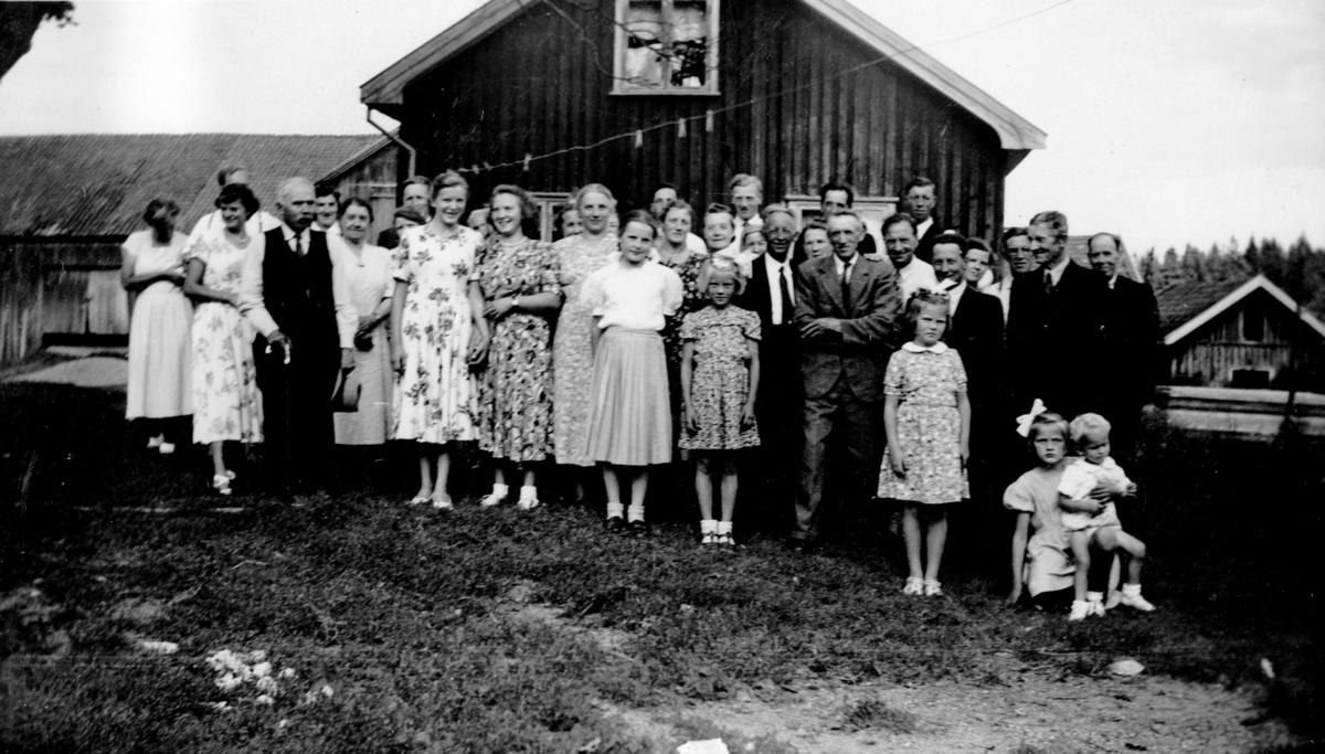 Forening i Nordkisa på besøk hos Stendal i Hurum.