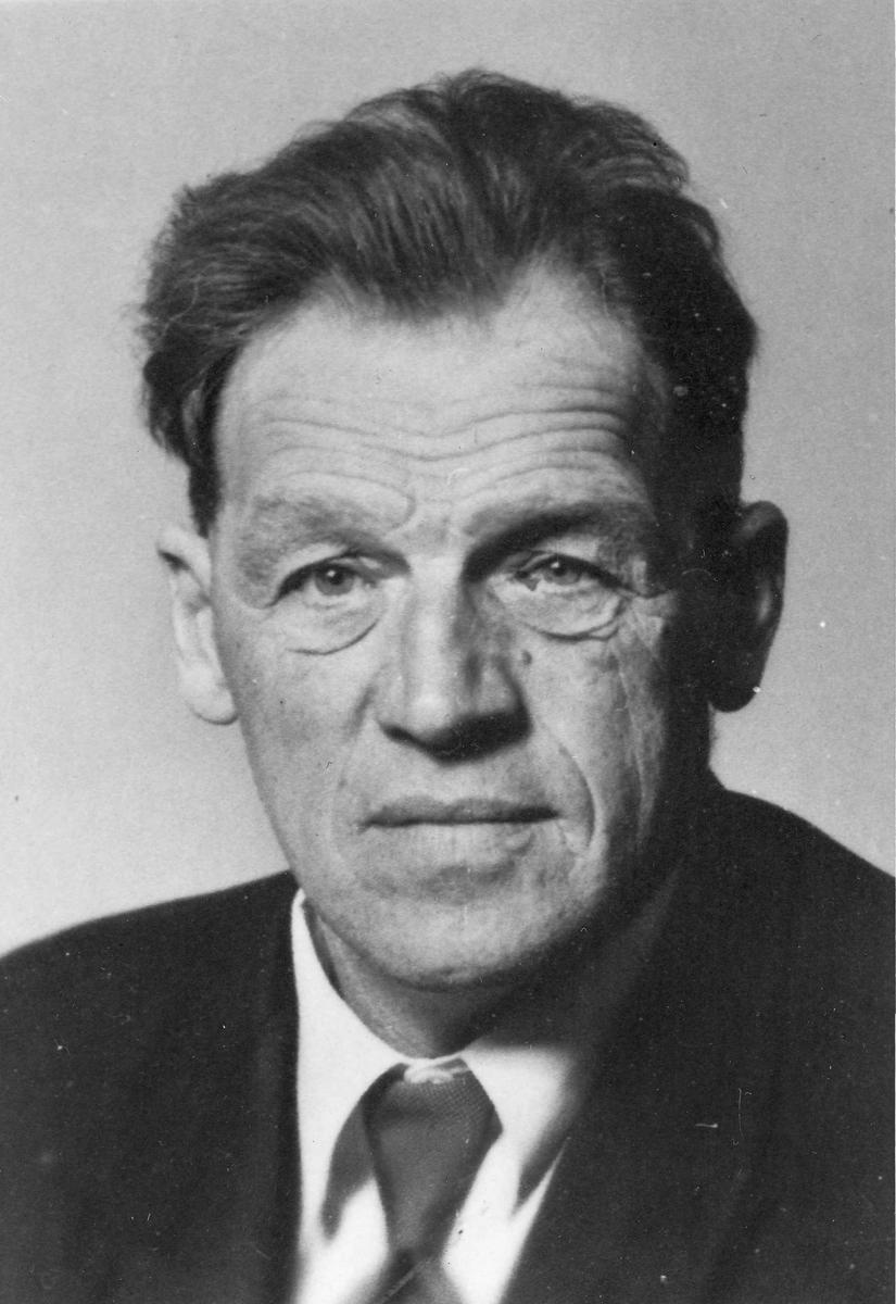 Petter Enerud, formann 1956-58.