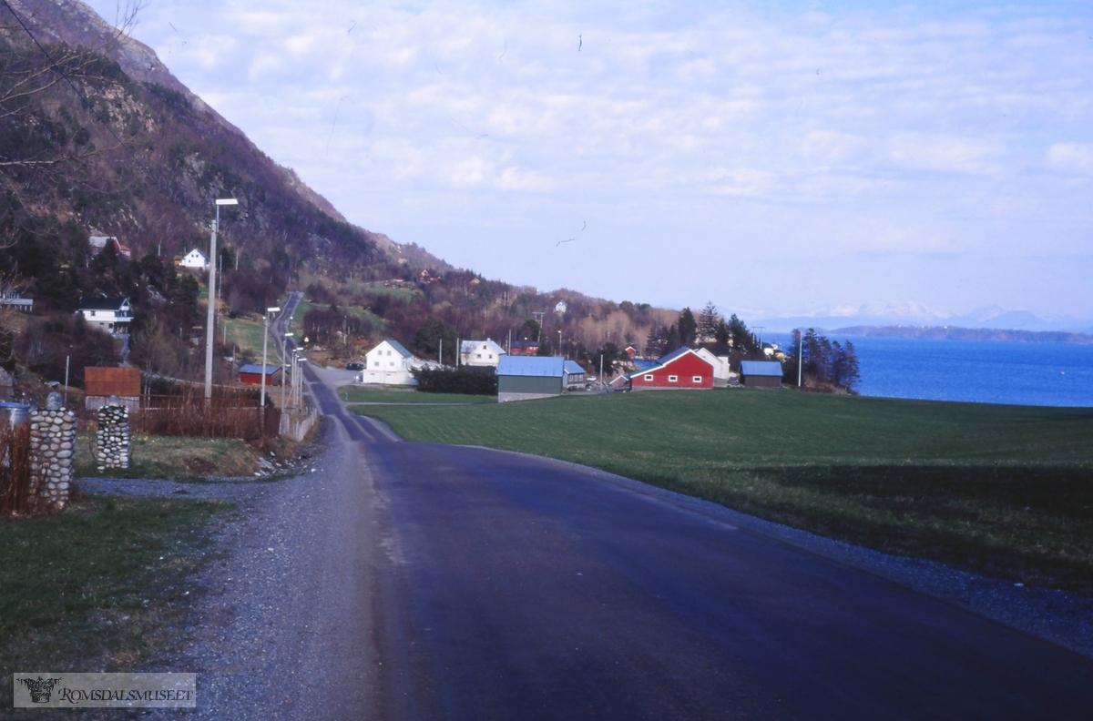 Fototur, Heggdalsvik,Gnr.44,.mot aust frå avkjørsla til 44/4,Joar Tautra.