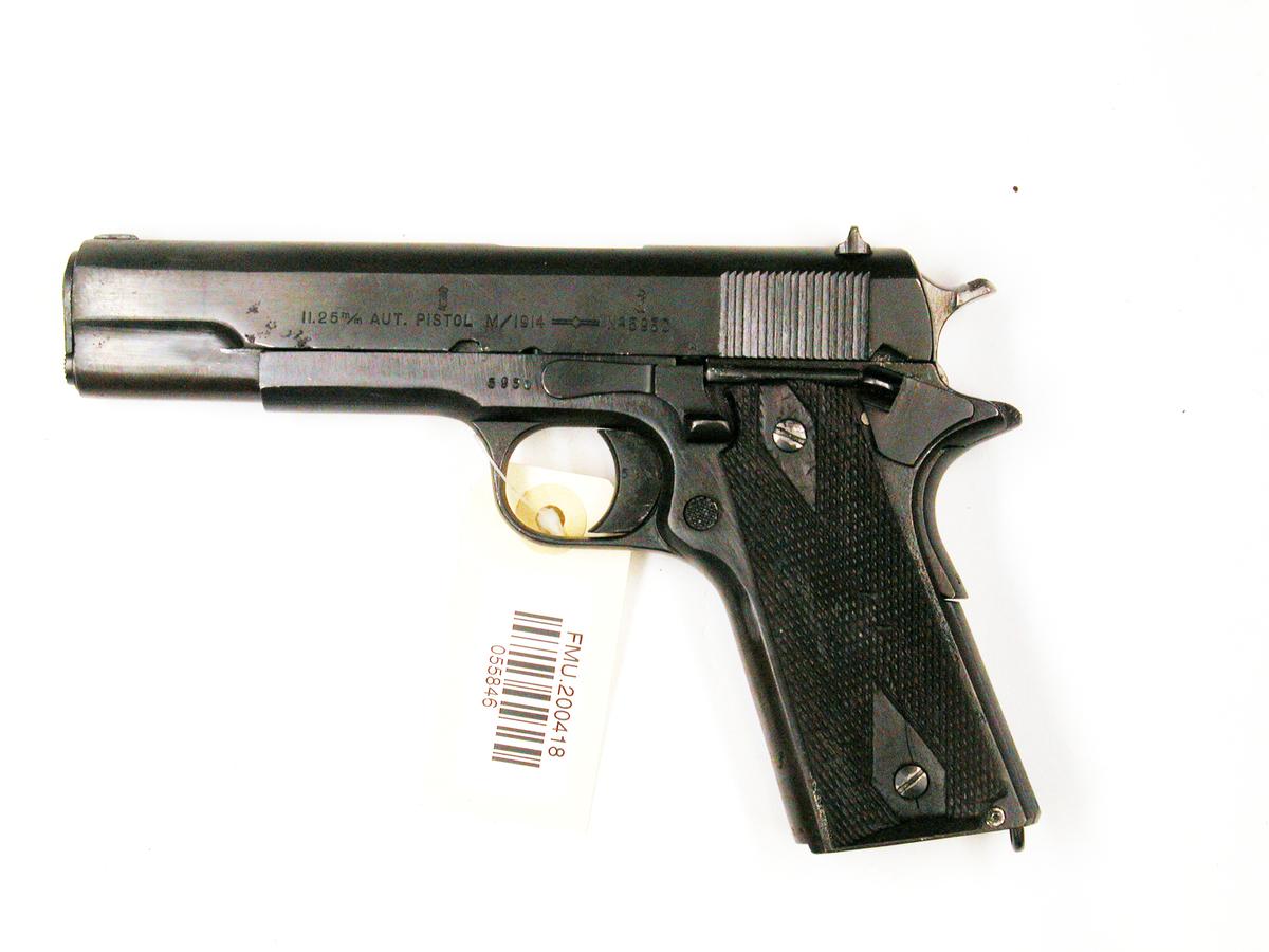 Pistol 11,25 mm Colt M1914
