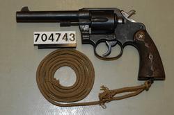 Revolver .455 Eley Colt New Service