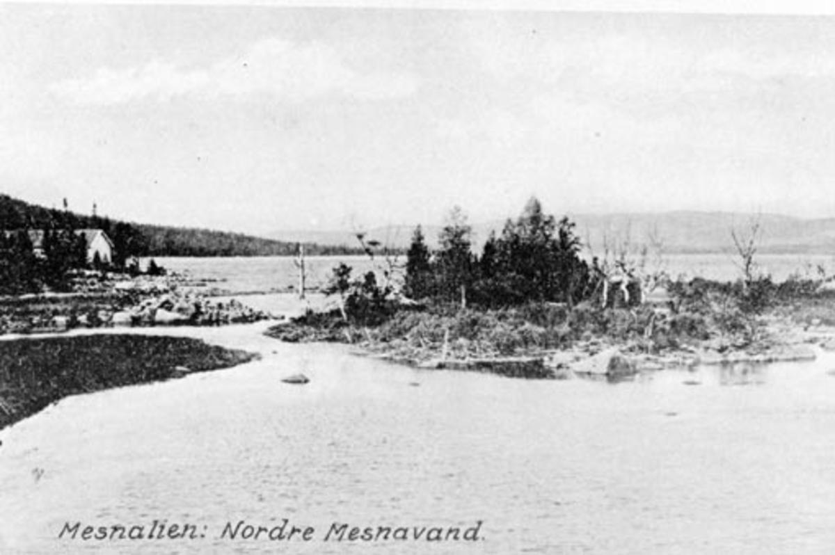 Nordmesnavannet, Mesnalia, Ringsaker.