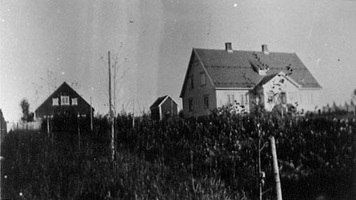 EKSTERIØR: GARDSBRUK, LIA, .