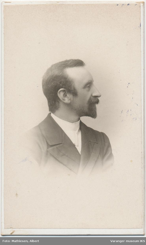 Portrett, Ragnvald Sofus Brodtkorb