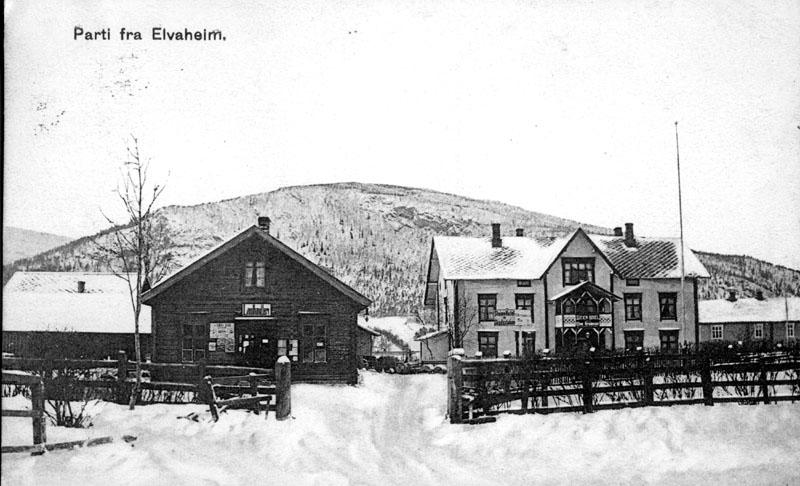 Part fra Elvaheim