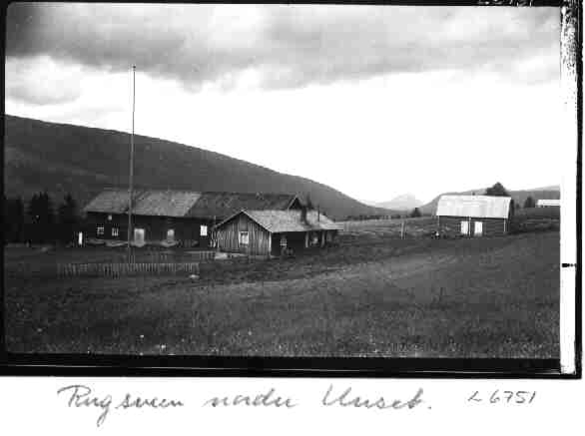 Rugsveen Nordre, Unset, Rendalen