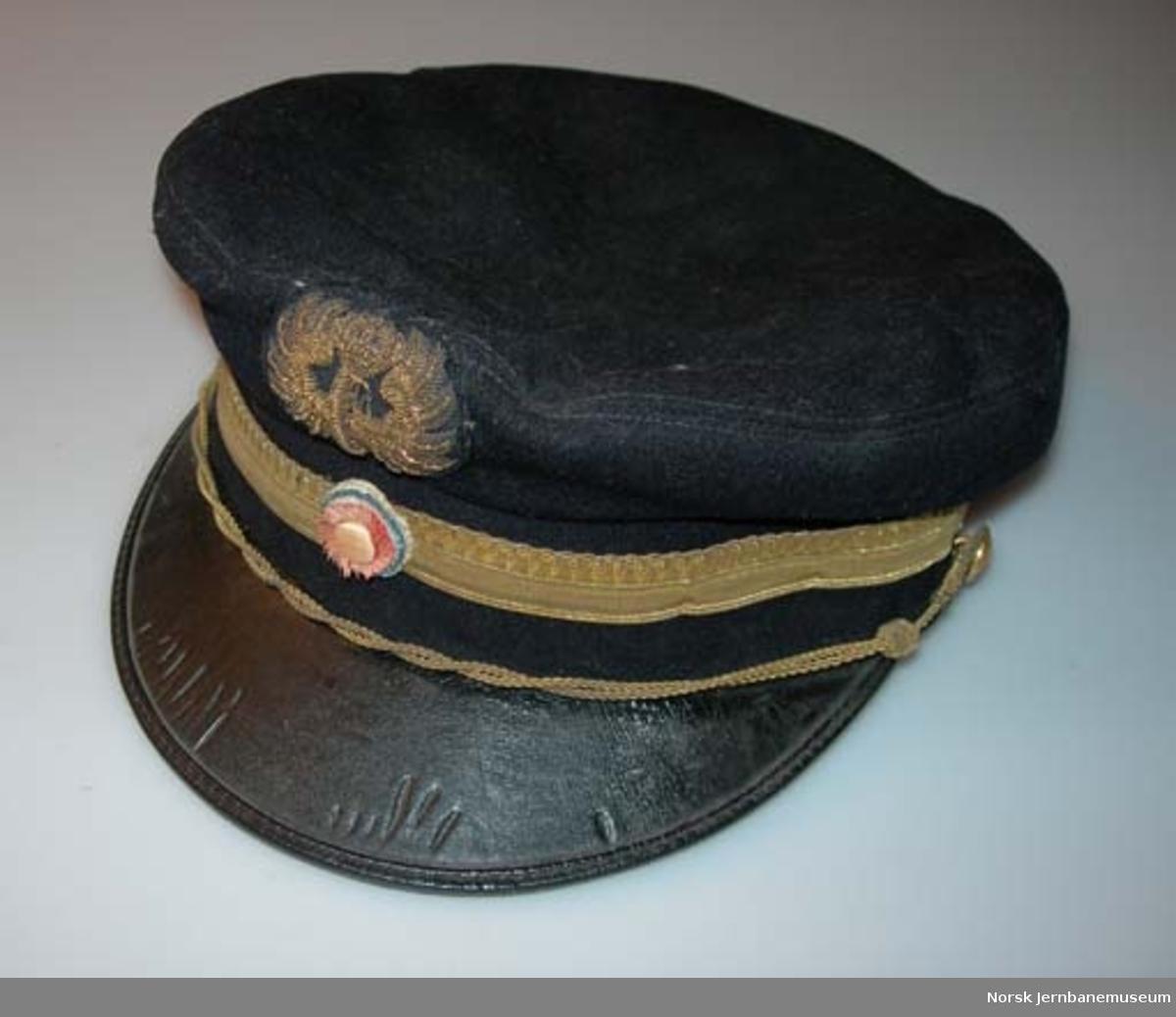 Uniformslue for driftsassistent