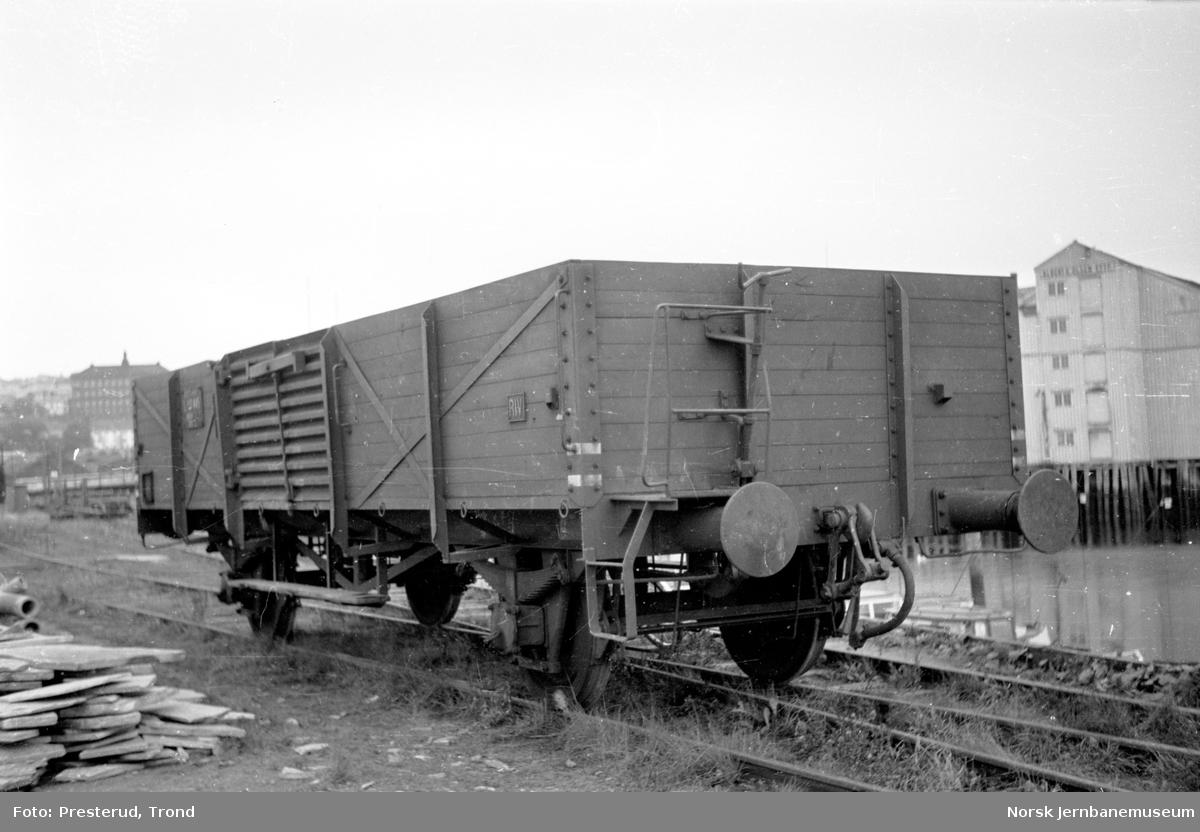Kassevogn litra L4