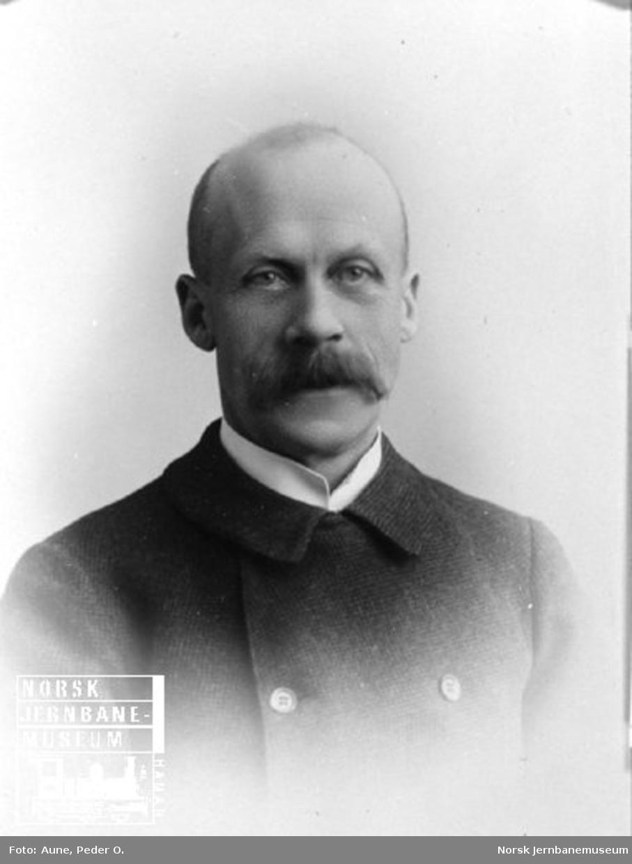 Portrett av A. Grøndahl