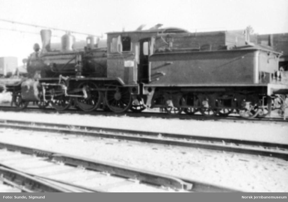 Damplokomotiv type 21b nr. 237