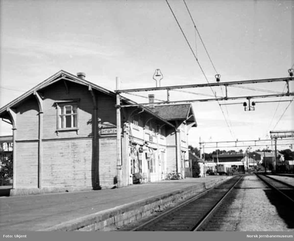 Horten stasjon