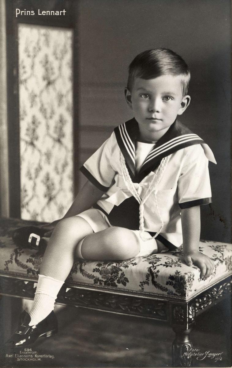 Prins av Sverige under åren 1909-1932
