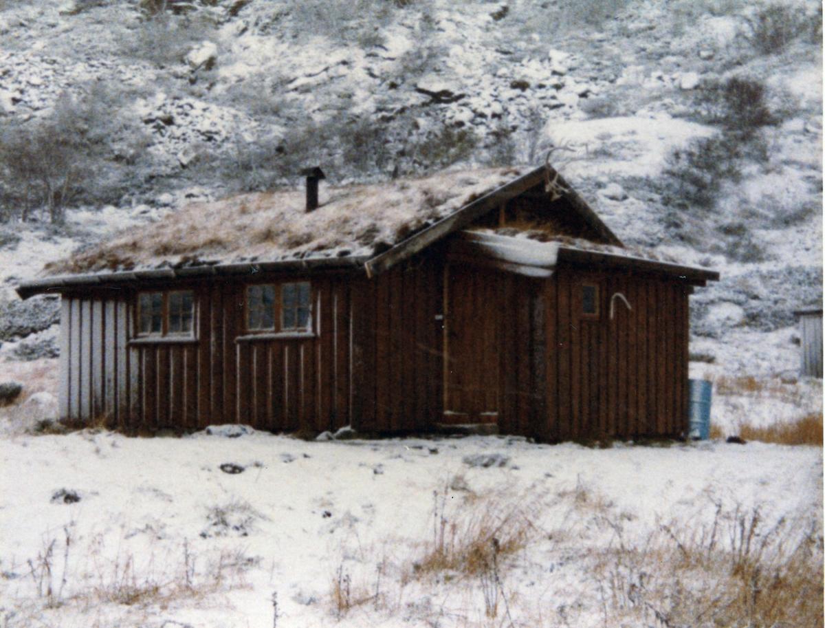 Bygning - Hytte.