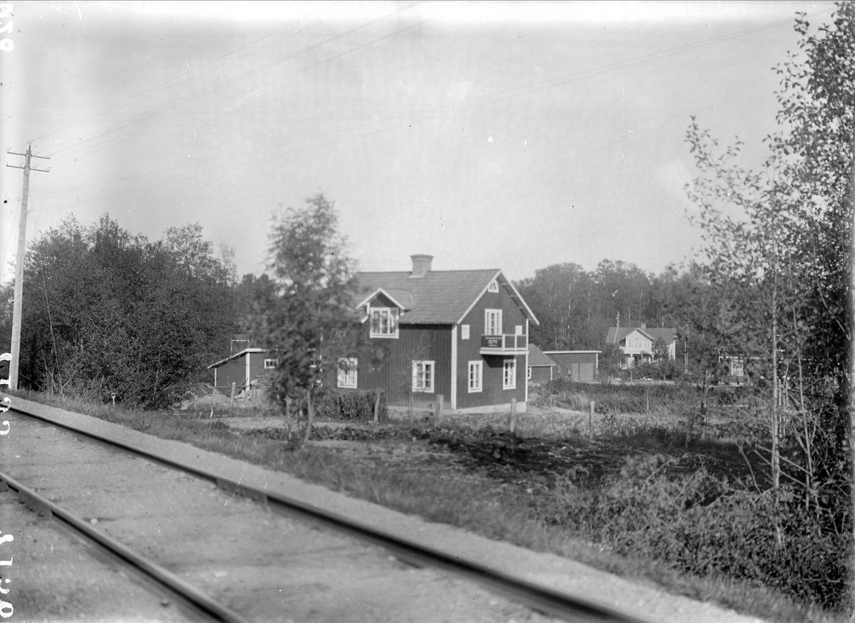 """""""Hallgrens villa i Ådalen"""", Altuna socken, Uppland 1928"""